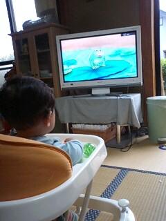 トワ7ヶ月!とアオバの3歳児検診。