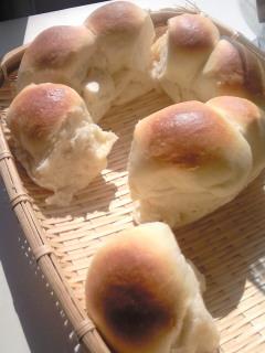 ちぎりパン。