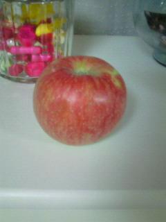 りんご狩り。